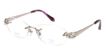 ヴォーカル VO-708-C-2-53 メガネを試着で購入
