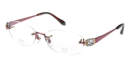 ヴォーカル VO-708-C-3-53 メガネを試着で購入