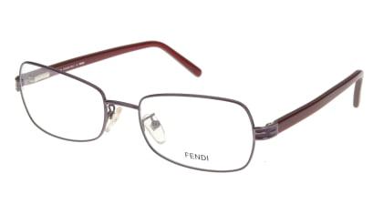 フェンディ 715-532-54 メガネを試着で購入