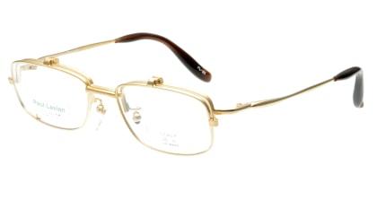 ポールラビアン PL-25-G-50 メガネを試着で購入