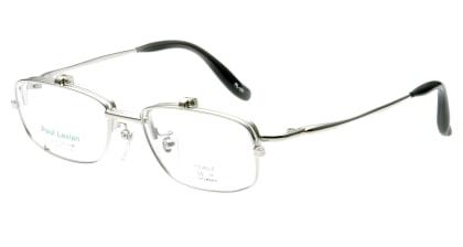 ポールラビアン PL-25-W-50 メガネを試着で購入