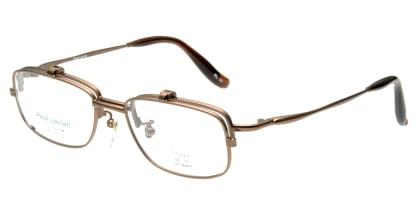 ポールラビアン PL-25-BR-50 メガネを試着で購入