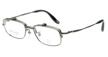 ポールラビアン PL-25-GY-50 メガネを試着で購入