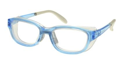 スワンズ 花粉シリーズ SWKA-01-CBL メガネを試着で購入