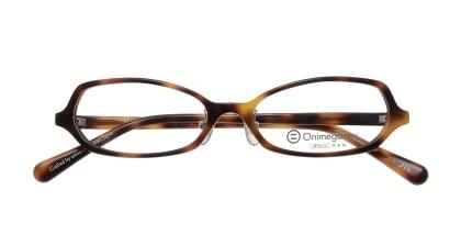 オニメガネ OG7802-DA メガネを試着で購入