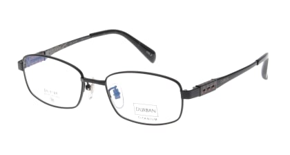 ダーバン DN-9169-C-2-BK メガネを試着で購入