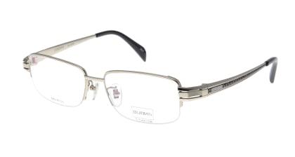 ダーバン DN-9155-C-4-SI メガネを試着で購入
