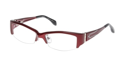 ブラックアイス US-702F-C-1-RE メガネを試着で購入
