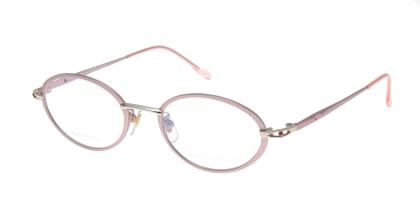 ビジュ ドゥ ナナ B008-PK メガネを試着で購入