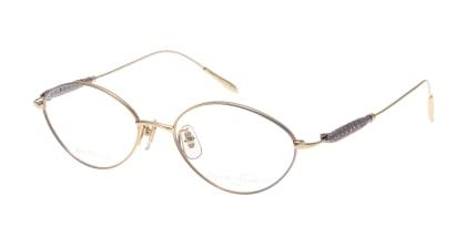 ビジュ ドゥ ナナ B063-LV メガネを試着で購入