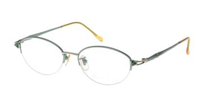 ビジュ ドゥ ナナ B015-GR-51 メガネを試着で購入