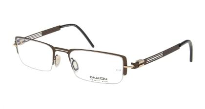 バヤッツォ LINE-E5-G-N メガネを試着で購入