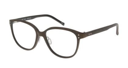 プラスオーエムジー ローラ OMG-060-DBR-51 メガネを試着で購入