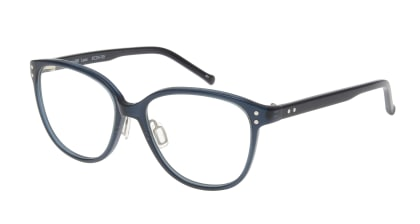 プラスオーエムジー ローラ OMG-060-NV-51 メガネを試着で購入