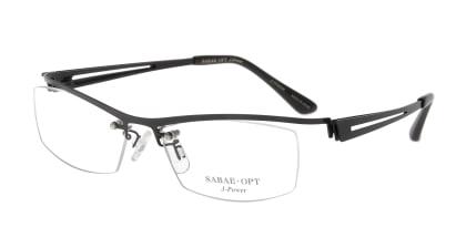 スーン 002-BK メガネを試着で購入