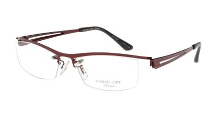 スーン 002-RE メガネを試着で購入