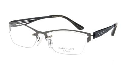 スーン 003-GN/NV メガネを試着で購入
