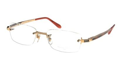 ビジュ ドゥ ナナ B-052-GB メガネを試着で購入