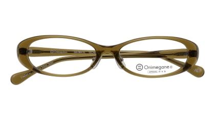 オニメガネ OG7804-OL メガネを試着で購入