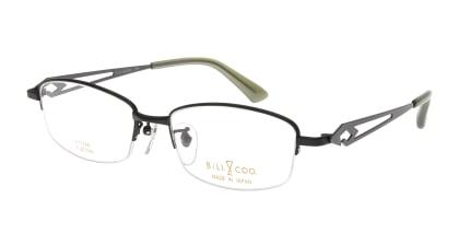 ビルアンドクー BC751-3-52 メガネを試着で購入