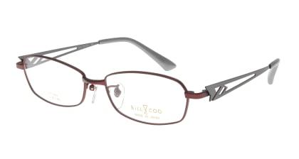 ビルアンドクー BC752-4-54 メガネを試着で購入