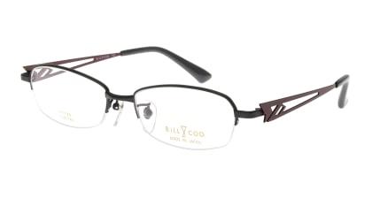 ビルアンドクー BC753-3-53 メガネを試着で購入