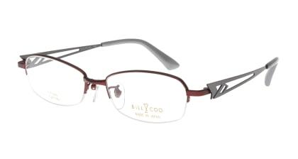 ビルアンドクー BC753-4-53 メガネを試着で購入