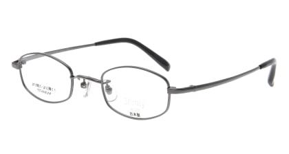 スリムリー SU-139-1-43 メガネを試着で購入