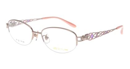 ナイスリー by フィッティ FT-138-05-52 メガネを試着で購入
