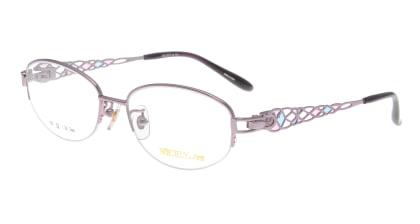 ナイスリー by フィッティ FT-138-06-52 メガネを試着で購入