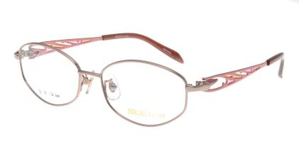 ナイスリー by フィッティ FT-143-05-51 メガネを試着で購入