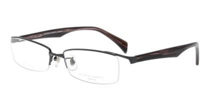 キャサリンハムネット KH9073-3-55 メガネを試着で購入