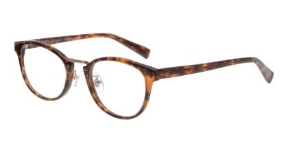 プラスオーエムジー ジョセフ OMG-030B-3 メガネを試着で購入