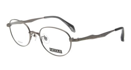 ニコル 13222-2-50 メガネを試着で購入