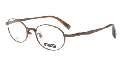 ニコル 13223-1-50 メガネを試着で購入