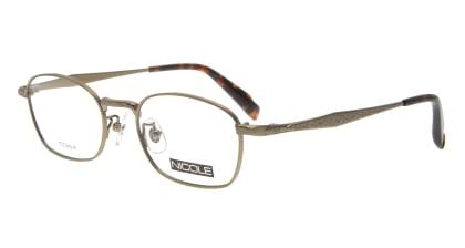 ニコル 13214-1-49 メガネを試着で購入