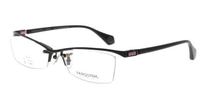 ヴァンキッシュ VQ-1078-C-4 BK メガネを試着で購入