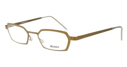 イッツトータル no8-u-ee メガネを試着で購入