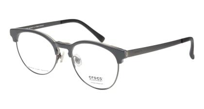 クロックスアイウェア CF4305-80GY-51 メガネを試着で購入