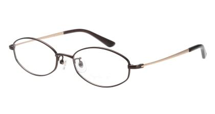 アニエスベー 50-0001-02 メガネを試着で購入