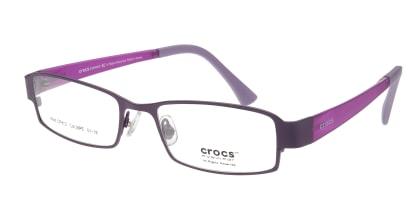 クロックスアイウェア CF612-35PE-51 メガネを試着で購入