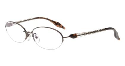 ミュウゲ MU-1078-3-52 メガネを試着で購入