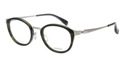 モンブルー MO016-17 メガネを試着で購入