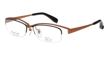 バンザイ VZ-511-C-4-54 メガネを試着で購入