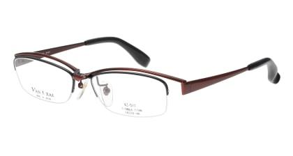 バンザイ VZ-511-C-8-54 メガネを試着で購入