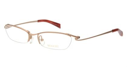 ミュウゲ MU-1018-4-50 メガネを試着で購入