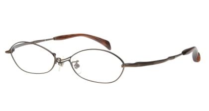 フォーナインズ S-61T-8-4C-53 メガネを試着で購入