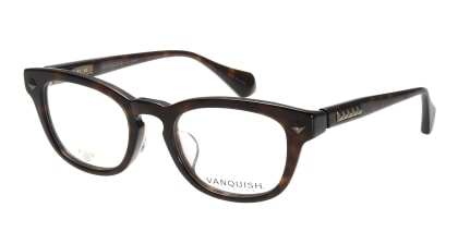 ヴァンキッシュ VQ-5035-C-2-BR メガネを試着で購入