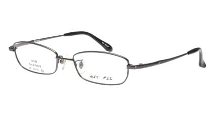 エアーフィットAF-6111F-C-3-52 メガネを試着で購入