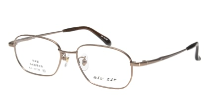 エアーフィットAF-6112F-C-3-51 メガネを試着で購入
